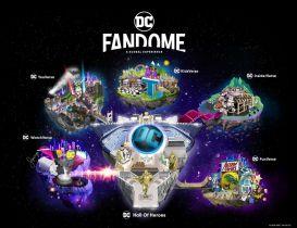 DC FanDome - Gal Gadot, Dwayne Johnson i inni herosi zapowiadają wydarzenie