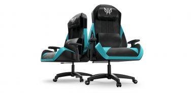 Predator x OSIM – fotel gamingowy, który wymasuje cię w trakcie gry
