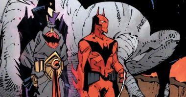 Nowy czerwony Batman jest złą wersją [SPOILER]. Wielu z Was już go zna...