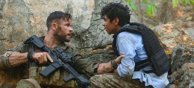Tyler Rake: Ocalenie - grający w filmie aktor twierdzi, że Chris Hemsworth ocalił go również w prawdziwym życiu