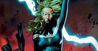 Kapitan Marvel ma nową, potężną broń. Jest teraz jak Ronan