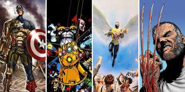 Marvel - najlepsze komiksy w historii. Odrobinę szokujemy; wszak Tajne imperium nadchodzi!