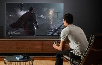 """Sony pokazało telewizory  """"Gotowe na PS5"""""""