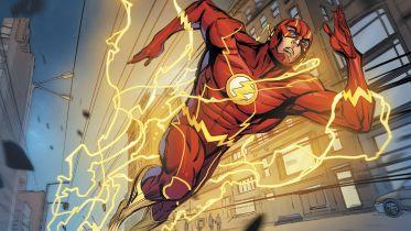DC - Flash jest szybszy od wszystkich superbohaterów poza [SPOILER]