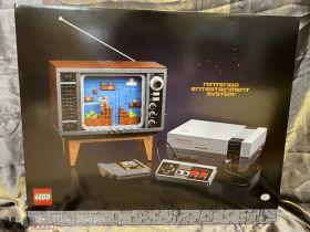 LEGO zaprojektowało zestaw klocków inspirowanych konsolą NES