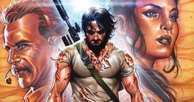 BRZRKR - Keanu Reeves stworzył własny komiks. Poznajcie szczegóły