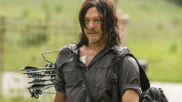The Walking Dead - Norman Reedus o nadajnikach i restrykcyjnych środkach ostrożności na planie
