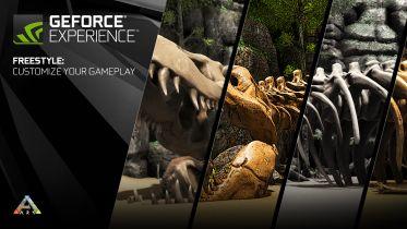 GeForce Now jak Instagram, nałoży filtry graficzne na gry
