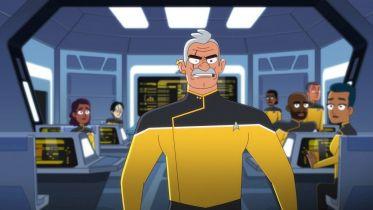 Star Trek: Lower Decks - zdjęcia z serialu animowanego. Tytuły odcinków