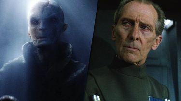 Snoke i Tarkin mają więcej wspólnego, niż myślicie. Potwierdzenie teorii?
