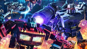 Transformers: Wojna o Cybertron  - trylogia - zwiastun serialu anime Netflixa
