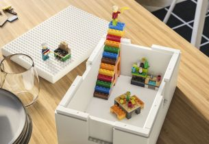 Nowe pudełka IKEA zachwycą miłośników LEGO
