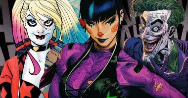 Joker wydał wyrok śmierci na Harley Quinn. Jak Batman uciekł armie zombie?