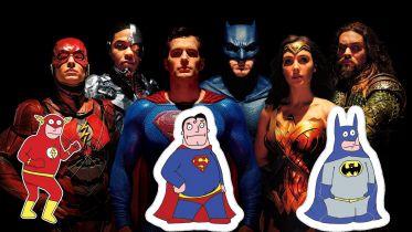 Liga Sprawiedliwości - którym herosem jesteś? QUIZ dla fanów Batmana, Supermana i Wonder Woman