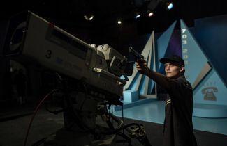 Prime Time - zdjęcia z nowego filmu producentów Bogów. Bielenia w głównej roli