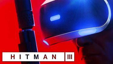 Hitman 3 ze wsparciem PS VR. Całą grę przejdziemy w wirtualnej rzeczywistości