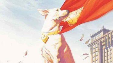 DC Super Pets - pierwsze spojrzenie na Krypto z nadchodzącej animacji DC