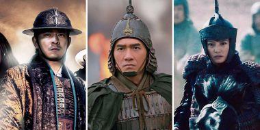 Filmy z Chin: superprodukcje z rozmachem, mieczami i bitwami - lista tytułów