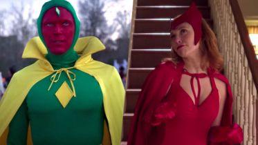 WandaVision - recenzje w sieci. Marvel podbije świat seriali?