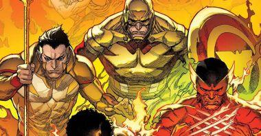Marvel - oto nowy posiadacz Mocy Phoenixa. Niedługo zobaczycie go w MCU