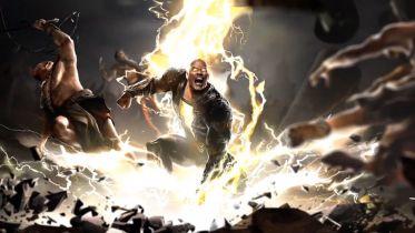 Black Adam: kiedy ekipa wejdzie na plan? Dwayne Johnson wita aktorkę w Black Adam Universe