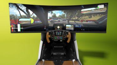 Aston Martin stworzył luksusowy symulator wyścigowy