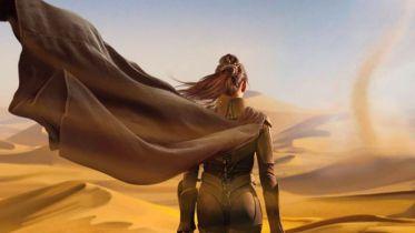 Dune: The Sisterhood - grafiki koncepcyjne serialu ze świata Diuny