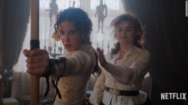 Millie Bobby Brown i Helena Bonham Carter o filmie Enola Holmes. Obejrzyj nasz wywiad wideo