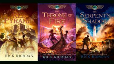 Kroniki rodu Kane - Netflix zekranizuje cykl książek Ricka Riodana