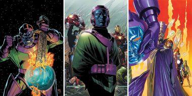 Kang Zdobywca - kim jest następca Thanosa w MCU? Historia, moce, ciekawostki