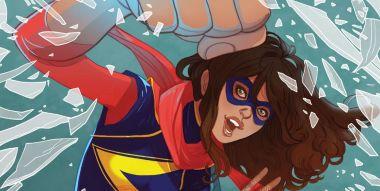 Ms. Marvel - superbohaterka MCU została obsadzona