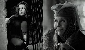 Diana Rigg nie żyje. Znana z Bonda czy Gry o tron aktorka miała 82 lata
