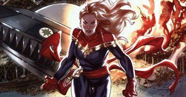 Heros z seriali Netfliksa złoczyńcą. W tak mrocznym świecie Kapitan Marvel jeszcze nie była