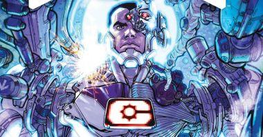 Cyborg na chwilę został bogiem. To prawie usmażyło mu mózg