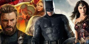 Marvel i DC, krezusi i biedacy. Obliczono, ile pieniędzy zarabialiby herosi w prawdziwym świecie