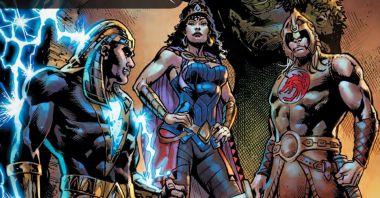 Justice League Viking - co wiemy o nowej wersji Ligi Sprawiedliwości? Pełny skład