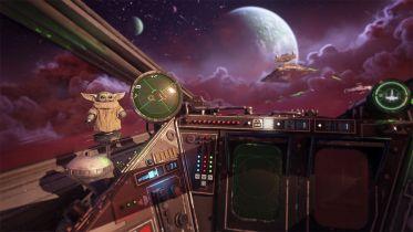 Star Wars: Squadrons i inne gry otrzymają zawartość związaną z serialem The Mandalorian
