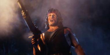 Mortal Kombat 11 - John Rambo robi miazgę z wrogów. Zobacz brutalny gameplay