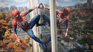Marvel's Spider-Man i Miles Morales na świetnych plakatach. Zobacz grafiki