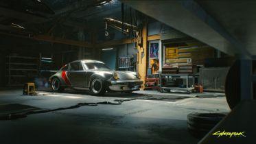 Cyberpunk 2077 - Porsche 911 i Keanu Reeves w innej roli. Mnóstwo nowych materiałów z gry
