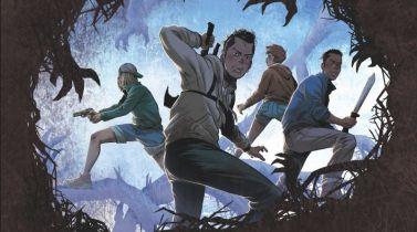 Green Class, tom 2: Alfa - recenzja komiksu