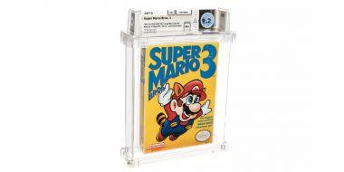 Super Mario Bros. 3 najdroższą grą świata. Kolekcjoner zapłacił za nią fortunę