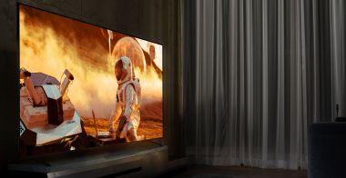 LG Nano91 – telewizor stworzony dla miłośników filmów