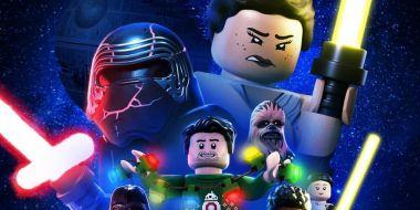LEGO Star Wars Holiday Special - komiczny zwiastun filmu. Rey cofa się w czasie do poprzednich trylogii!