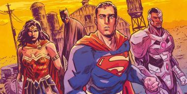 Czarny Młot/Liga Sprawiedliwości: Młot sprawiedliwości  - recenzja komiksu
