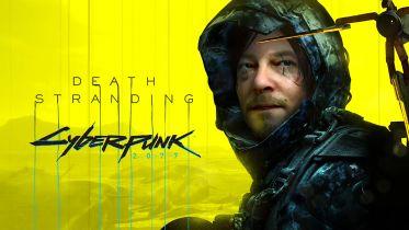 Death Stranding z zawartością z gry Cyberpunk 2077. Zobacz zwiastun