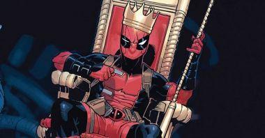 Deadpool oficjalnie ma swoje królestwo. Jego nazwa mówi sama za siebie...