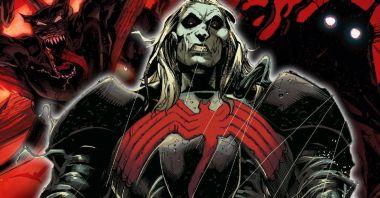 Marvel - Knull już tu jest i od razu szokuje! Najpotężniejszego z Avengers rozerwał na pół