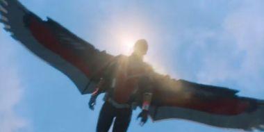 The Falcon and The Winter Soldier - nowe zdjęcie tytułowych bohaterów serialu MCU