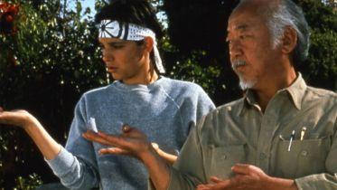 Karate Kid nie zawdzięcza swojego fenomenu scenom walk. O tym, co w filmie najlepsze
